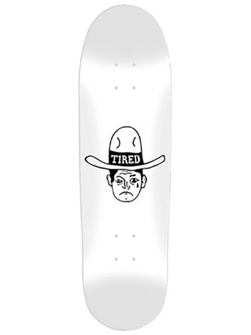 "Tired Cowboy On Deal 8,75"" Skateboard Deck"