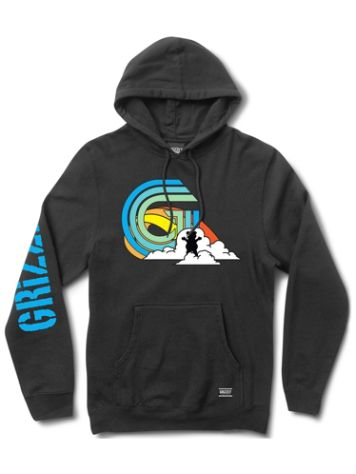 Grizzly Sky High Sudadera con capucha