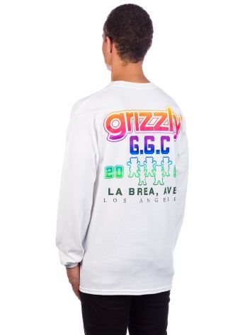 Grizzly All Stars Long Sleeve T-Shirt