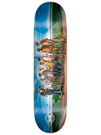 "DGK Spring Training 8.1"" Skateboard Deck"