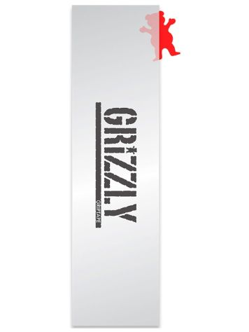 Grizzly Clear Stamp Griptape