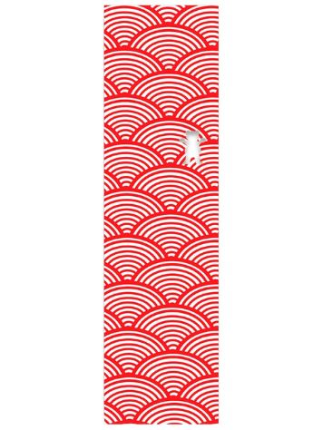 Grizzly Zen Red Griptape