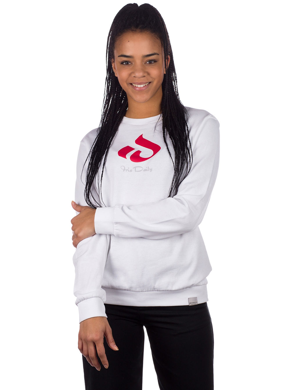 Glyph Girl Crew Sweat