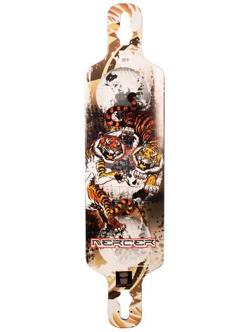 "Mercer Worlds Collide 9.78"" Deck"