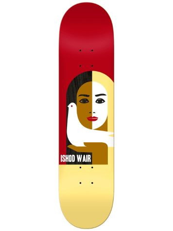 "Real Ishod Peace 8.25"" Skateboard Deck"