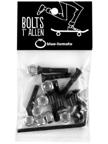 "Blue Tomato Bolts 1"" Allen"