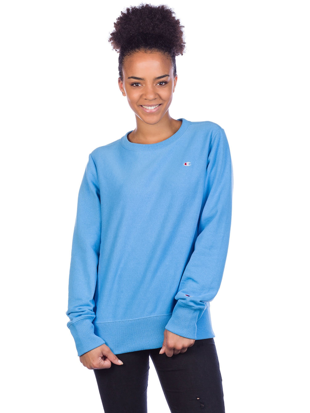9f51bc1074f2 Buy Champion Crewneck Sweater online at Blue Tomato