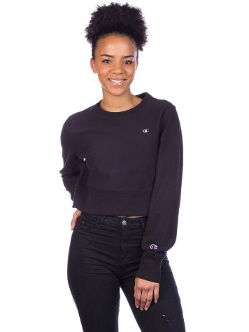 Champion Crop Top Sweater