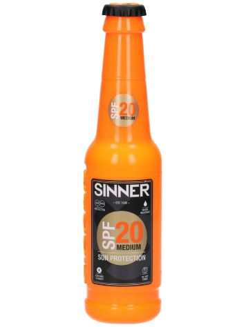 Sinner UV Cream Bottle SPF 20 200ml Krema za Sončenje