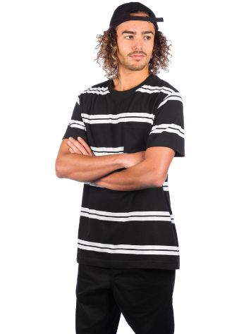 Blue Tomato BT Authentic Stripes Pocket T-Shirt