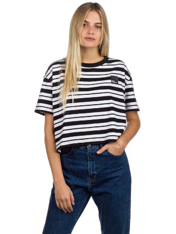 Blue Tomato BT Authentic Cropped T-Shirt