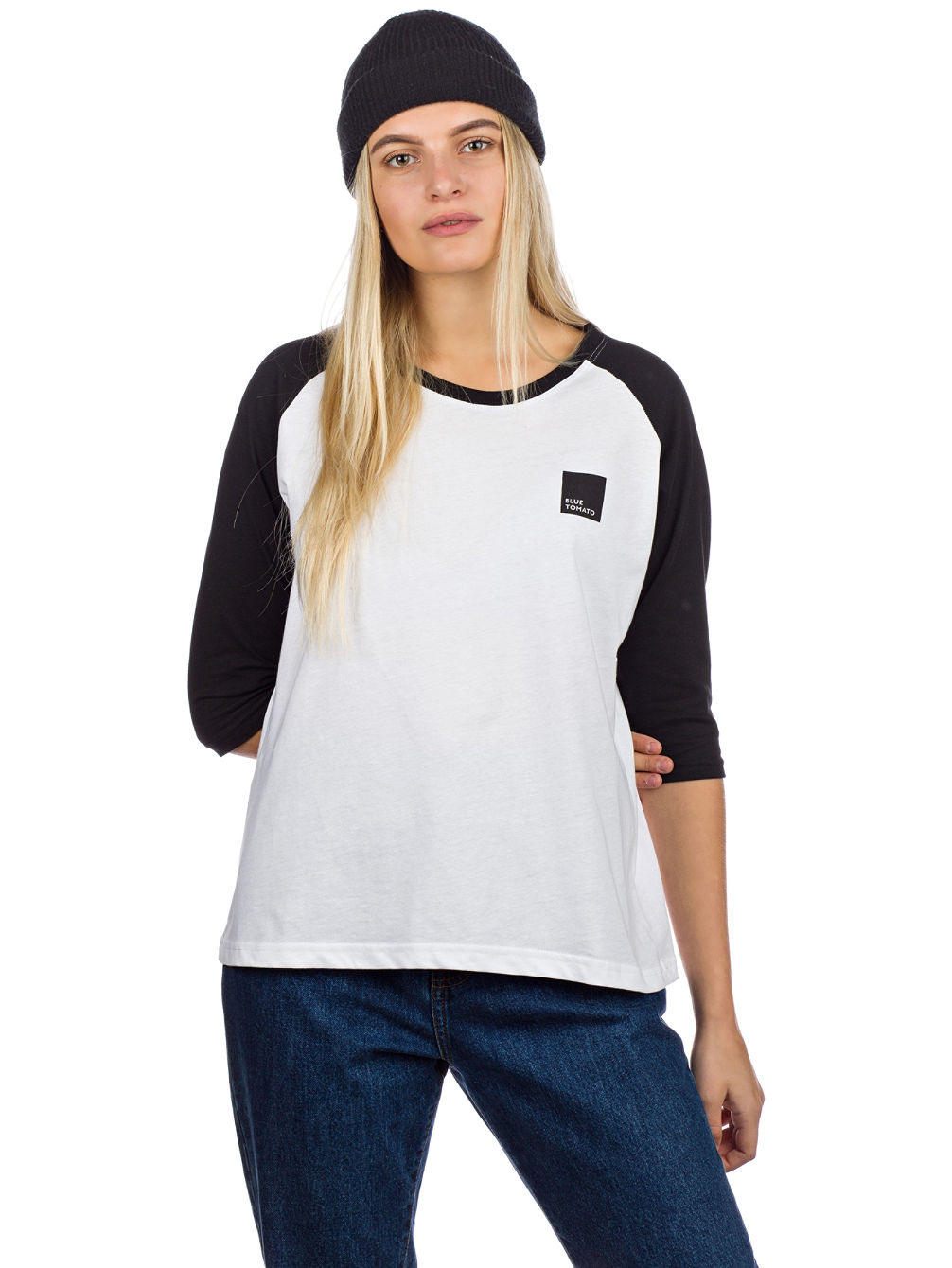 BT Authentic Raglan T-Shirt manches longues