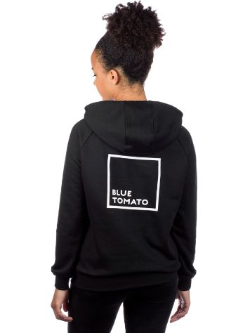 Blue Tomato BT Authentic Backprint Hoodie