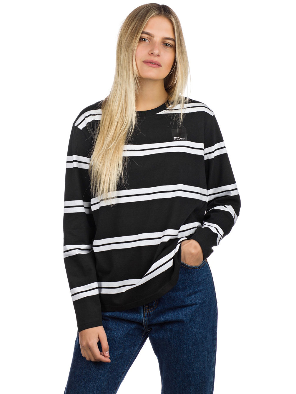 BT Authentic Stripes Camiseta