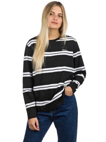 Blue Tomato BT Authentic Stripes Langarmshirt