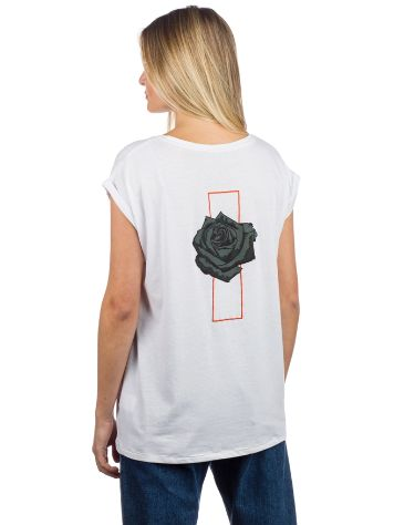 Blue Tomato BT Rose 2 Backprint T-Shirt