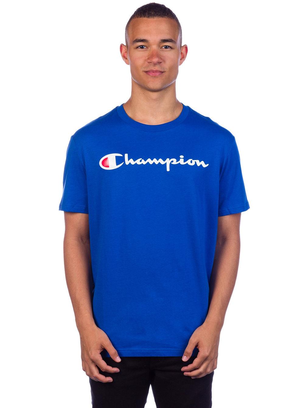 43db0115b292e Buy Champion All American Classic Crewneck T-Shirt online at Blue Tomato