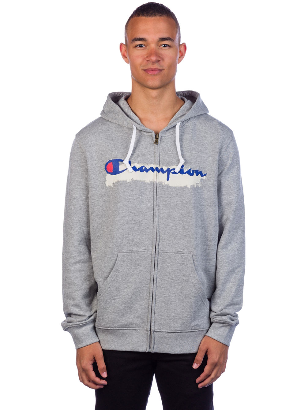 31590cac8c545 Buy Champion All American Classic Full Zip Hoodie online at Blue Tomato