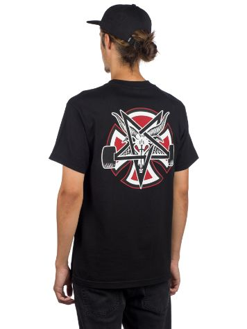 Independent Thrasher Pentagram Cross T-Shirt