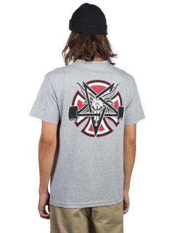 Independent X Thrasher Pentagram Cross Camiseta