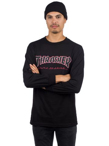 Independent X Thrasher Ttg Camiseta