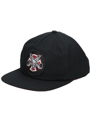Independent X Thrasher Pentagram Cross Cap