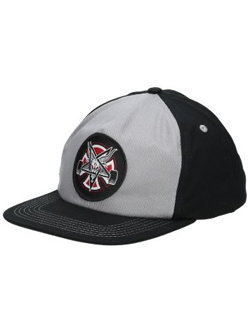 Independent Thrasher Pentagram Cross Cap