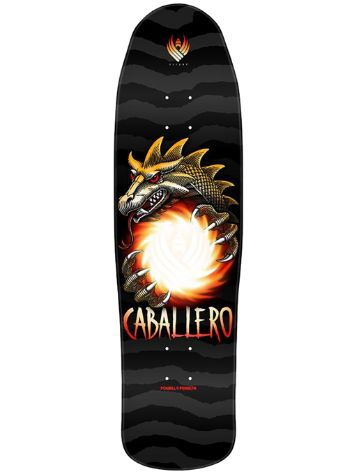 Powell Peralta Flight Pro Shape 216 Caballero Dragonbal Ska