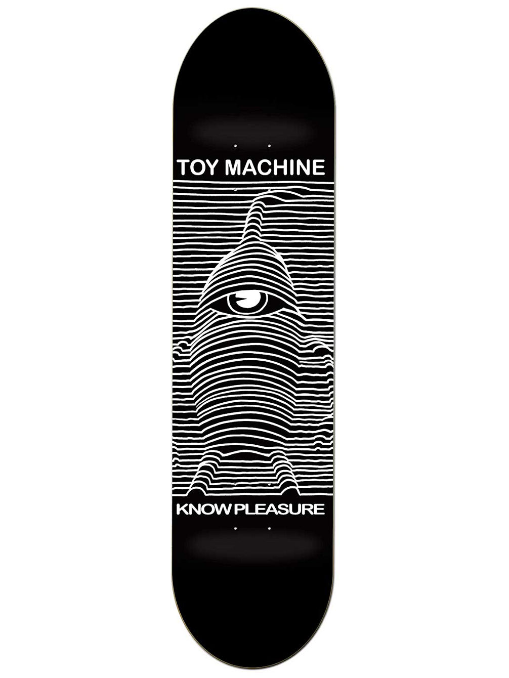 "Toy Division 8"" Skateboard Deck"