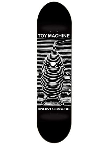 "Toy Machine Toy Division 8"" Skateboard Deck"