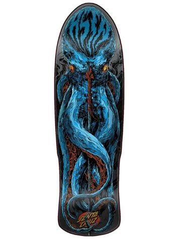 "Santa Cruz Asta Leviathan Pre Issue 9.4"" Skateboard Dec"