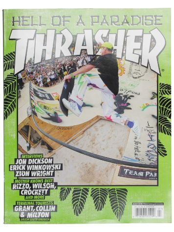 Thrasher Thrasher Issues July 2018
