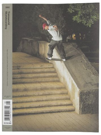 Transworld Skateboarding May-June 2018 Magazin