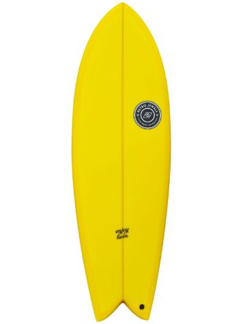 TwinsBros Enjoy Twin Future 5'4 Tabla de Surf