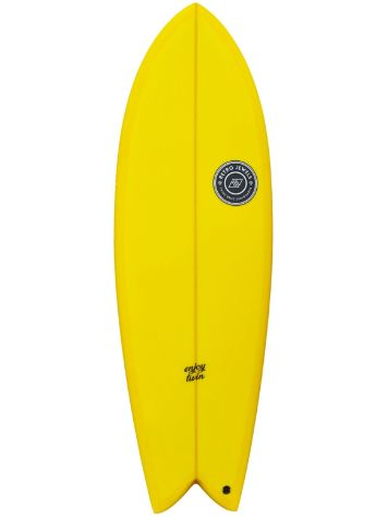 TwinsBros Enjoy Twin FCS2 5'6 Surfboard