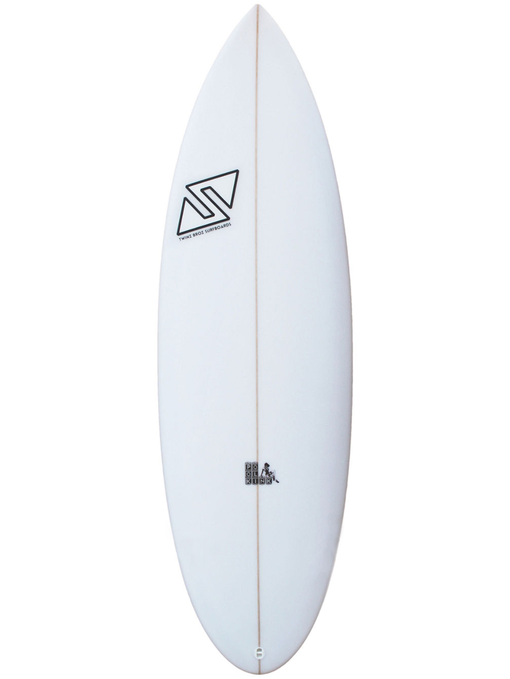 Pool Kink PU Future 5.8 Surfboard