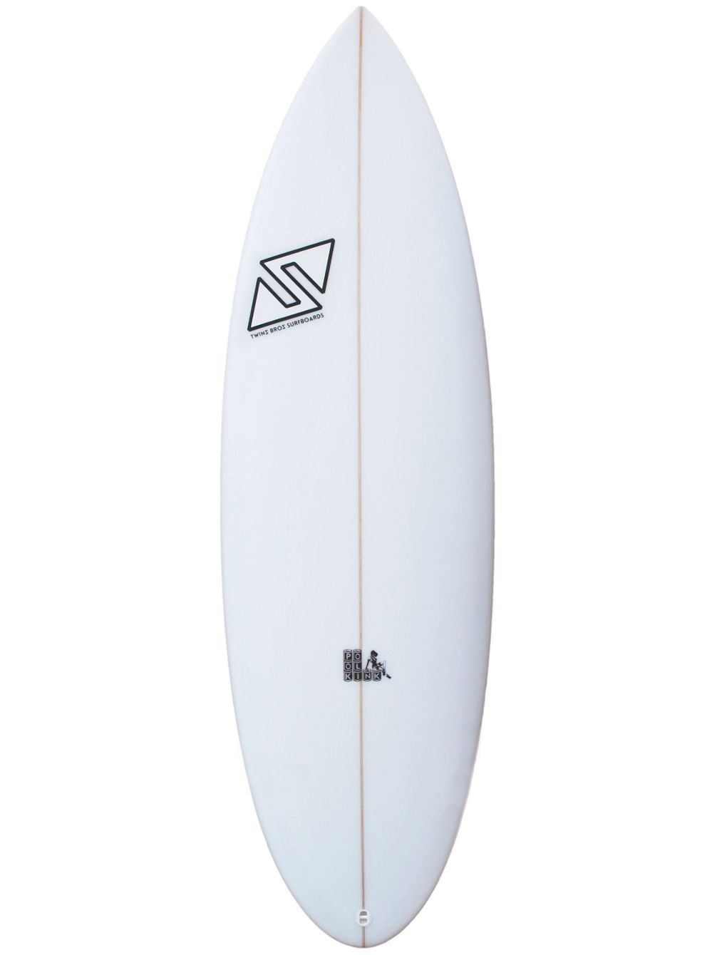 Pool Kink PU FCS2 6'4 Surfboard