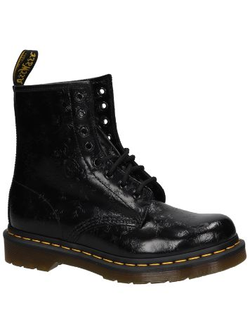 Dr. Martens 60 QQ Flowers 8 Eye Botas de invierno Women
