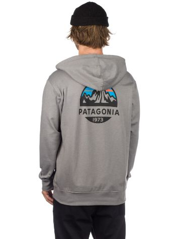 Patagonia Fitz Roy Scope LW Full Sudadera con Cremallera