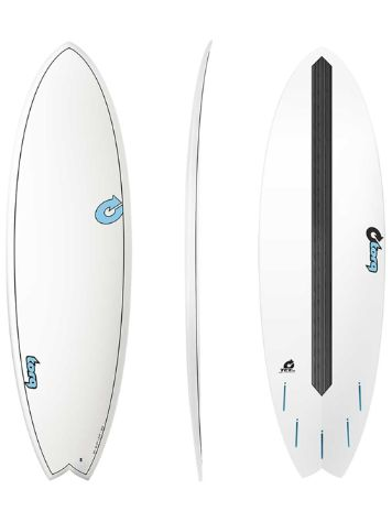 Torq Epoxy Tet CS Fish 5.11 Surfboard