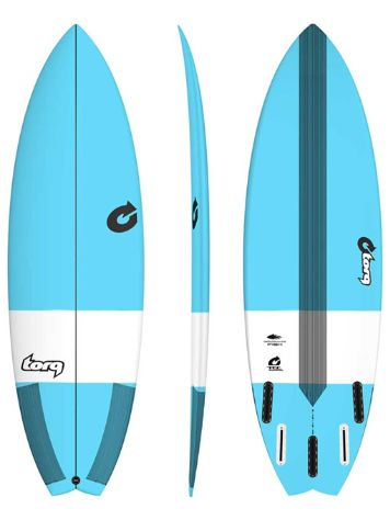 Torq Epoxy Tec Performance Fish 6.10 Surfboard