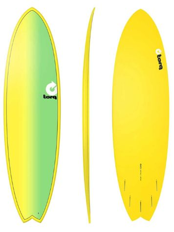 Torq Epoxy Tet Fish 6.10 Surfboard