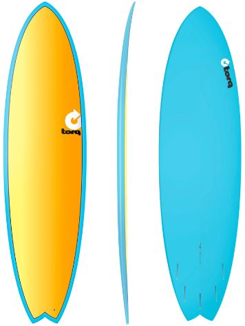 Torq Epoxy Tet Fish 7.2 Surfboard