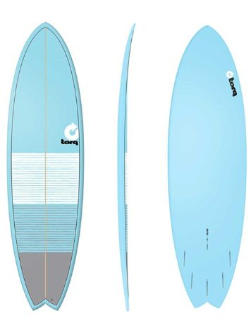 Torq Epoxy Tet Fish 6.6 Surfboard