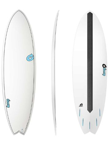 Torq Epoxy Tet CS Fish 6.6 Surfboard