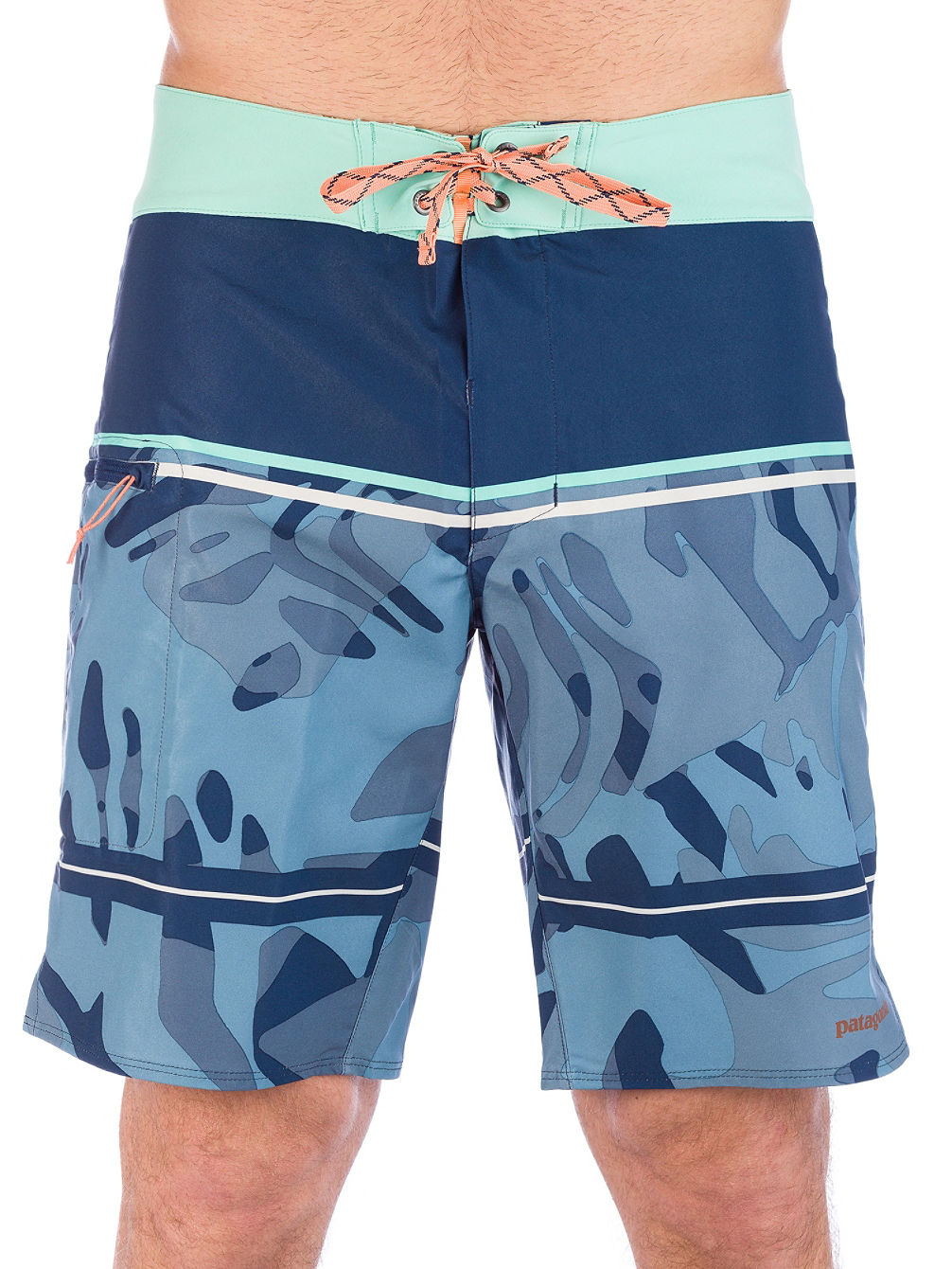 Stretch Planing 19'' Boardshort