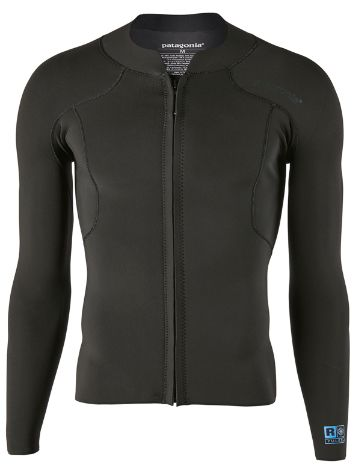 Patagonia R1 Lite Yulex Front Zip Top Wetsuit LS