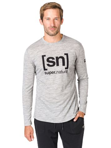 super.natural Essential I.D. Langarmshirt