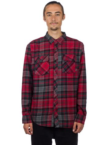 Dravus Travis Flannel Shirt LS