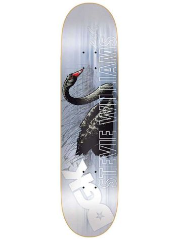 DGK Williams Swan 7.9'' Skateboard Deck